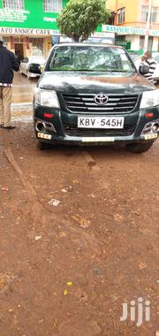 Toyota Hilux 2012 Blue | Cars for sale in Nyeri, Karatina Town