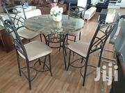 4seater Corridor Dining Table With High Chairs | Furniture for sale in Nairobi, Nairobi Central
