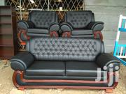 Synthetic Soft Leather Seat | Furniture for sale in Kajiado, Ongata Rongai