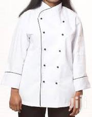 White Chef Coats With Pipping | Clothing for sale in Nairobi, Nairobi Central