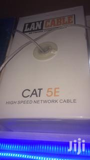 Ethernet Cable Cat 5e Premium Quality   Computer Accessories  for sale in Nairobi, Nairobi Central