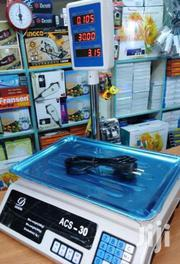 Digital Weighing Scales Acs-30 | Store Equipment for sale in Nairobi, Nairobi Central