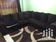 Coffee Brown 7seater.Material Is Velvet. | Furniture for sale in Nairobi, Nairobi South