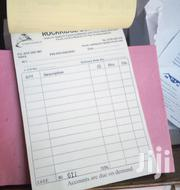 Invoice Books | Other Services for sale in Nairobi, Nairobi Central