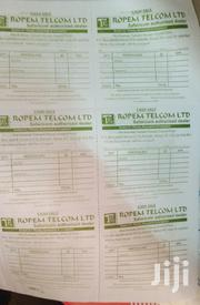 Receipt Books | Other Services for sale in Nairobi, Nairobi Central