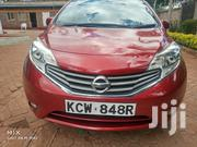 New Nissan Note 2012 1.4 Red | Cars for sale in Nairobi, Nairobi West