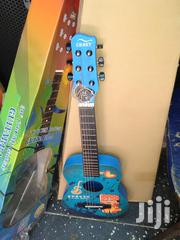 Junior Acoustic Box Guitar 34"