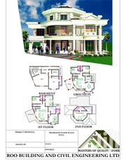 Architect For All House Plans | Building & Trades Services for sale in Mombasa, Bamburi