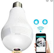 CCTV Camera Bulb - White | Cameras, Video Cameras & Accessories for sale in Nairobi, Nairobi Central