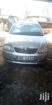 Toyota Corolla 2001 Silver | Cars for sale in Kiambu, Ruiru
