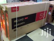 2019 TCL Android 4K UHD Smart Tv P8M And P8S 55 Inches | TV & DVD Equipment for sale in Nairobi, Nairobi Central