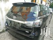 New Toyota Wish 2013 Black | Cars for sale in Mombasa, Shimanzi/Ganjoni