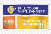 Full Color Vinyl Banner Printing | Other Services for sale in Nairobi, Nairobi Central