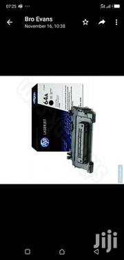 Original Hp Toner 64A   Accessories & Supplies for Electronics for sale in Nairobi, Nairobi Central