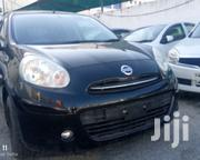 Nissan March 2012 Black | Cars for sale in Mombasa, Shimanzi/Ganjoni