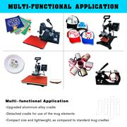5 In 1 Heat Press Machine Sublimation 12x15inch | Printing Equipment for sale in Nairobi, Nairobi Central