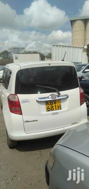 Toyota Ractis 2007 White | Cars for sale in Nairobi, Embakasi