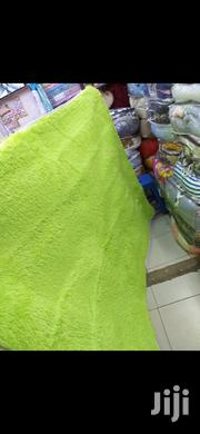 Luminous Green 5x7 Soft and Fluffy Carpet   Home Accessories for sale in Nairobi, Kasarani