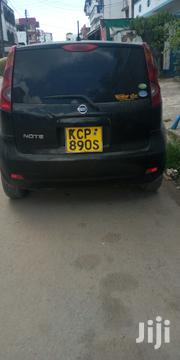 Nissan Note 2012 1.4 Black | Cars for sale in Mombasa, Majengo