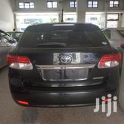 Toyota Avensis 2012 Black | Cars for sale in Mombasa, Shimanzi/Ganjoni