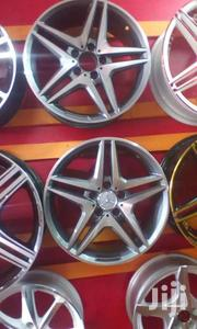 Mercedes Benz Alloy Rims X-UK Original In Size 17 Inch | Vehicle Parts & Accessories for sale in Nairobi, Nairobi Central