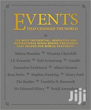 Events That Changed The World | Books & Games for sale in Nairobi, Nairobi Central