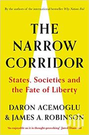 The Narrow Corridor - Daron Acemoglu And James Robinson | Books & Games for sale in Nairobi, Nairobi Central
