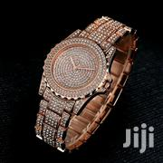 Rose Gold Iced Watch | Watches for sale in Kisumu, Central Kisumu