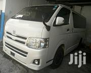 New Toyota HiAce 2012 White | Buses for sale in Mombasa, Tudor