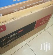 Tcl LED TV Android 43 Inch   TV & DVD Equipment for sale in Nairobi, Nairobi Central