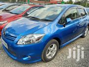 New Toyota Auris 2011 Blue | Cars for sale in Nairobi, Kilimani