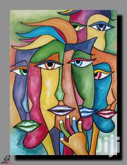 Urban Abstract Wall Painting | Arts & Crafts for sale in Nairobi, Nairobi Central