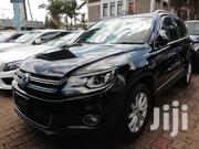 Volkswagen Tiguan 2012 2.0 SE 4Motion Black | Cars for sale in Nairobi, Kileleshwa