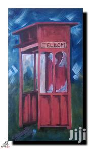 Telephone Booth Wall Painting | Arts & Crafts for sale in Nairobi, Nairobi Central