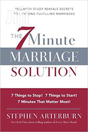The 7 Minute Marriage Solution -stephen Arterburn