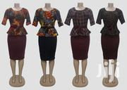 Cotton Stretcher Dress | Clothing for sale in Nairobi, Eastleigh North