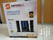 Sayona 2.1 CH Speaker Brand New And Sealed In A Shop.   Audio & Music Equipment for sale in Nairobi, Nairobi Central