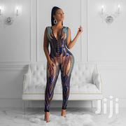 Fashion RK All Night Sequin Stretch Jumpsuits | Clothing for sale in Nairobi, Nairobi Central