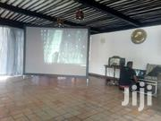 "Rear Projection Screen 72"" X 96"" For Hire 