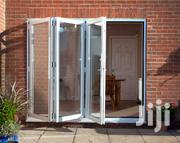 FDC White Aluminum Folding Door | Doors for sale in Mombasa, Shimanzi/Ganjoni