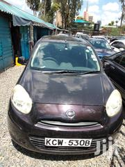 Nissan March 2012 Purple | Cars for sale in Nairobi, Nairobi Central