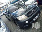 Toyota Hilux 2010 Blue | Cars for sale in Nairobi, Nairobi Central