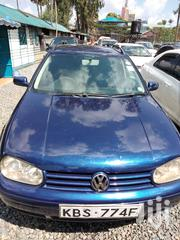 Volkswagen Golf 2005 Blue | Cars for sale in Nairobi, Nairobi Central