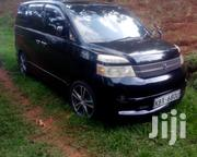 Toyota Voxy 2007 Black | Cars for sale in Nairobi, Harambee