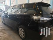 Toyota Wish 2012 Black | Cars for sale in Mombasa, Tudor