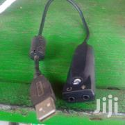 Plantronics Audio Interface USB DSP V4, 2x 3.5mm Jack Adapter | Computer Hardware for sale in Nairobi, Nairobi Central