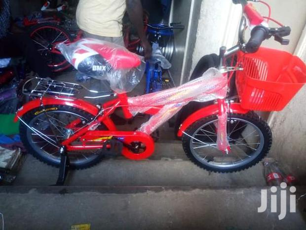 Bike 16inchs From 4/7 Years Kid