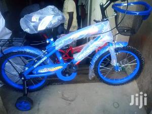 Bike Size 16 For A 4_7 Years In Blue