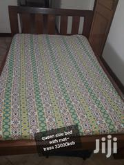 Queen Size Bed With Mattress | Furniture for sale in Nairobi, Nairobi West