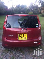 Nissan Note 2012 1.4 Red | Cars for sale in Nairobi, Roysambu